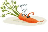 L'éplucheur de carotte